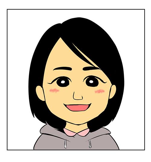 高野美香(たかのはるか)